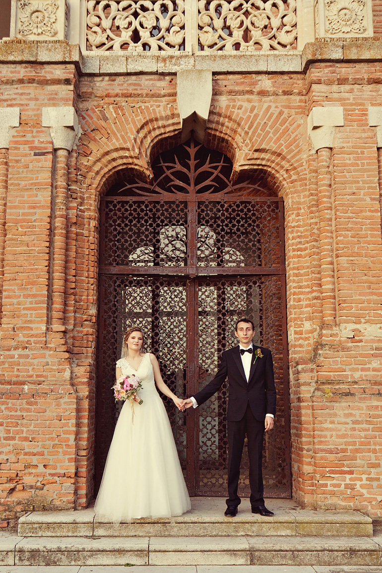 wedding mogosoaia palace